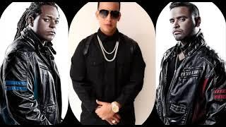 Daddy Yankee ✘ Zion Y Lennox- Ella me Levanto Remix 2019