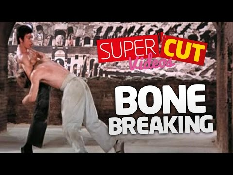 60 Seconds Of Painful Breaking Bones From Movie Fight Scenes