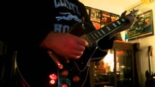 Sonho Dourado - Daniel Lanois (Guitar Cover)