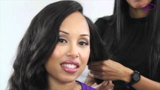 Wavy Virgin Indian Hair from PerfectLocks.com
