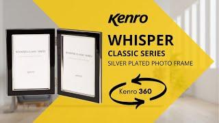 Whisper Classic Black Twin 360