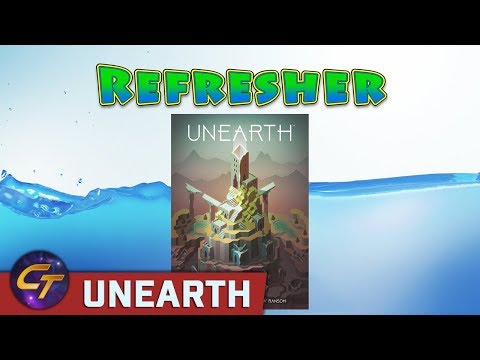 Unearth - Refresher on How to Play // Cosmic Tavern