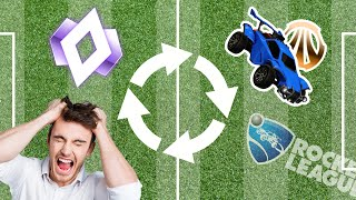 The 5 stages every Rocket League player goes through