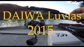 Daiwa 15 luvias 2508pe h