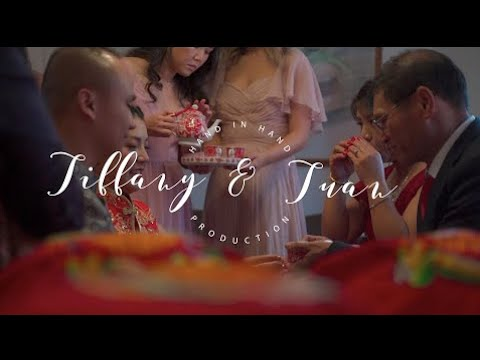 Tiffany & Tuan Wedding