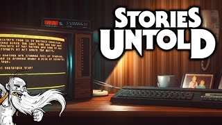 """Stories Untold Gameplay - """"CHAPTER 1: THE HOUSE ABANDON"""" Walkthrough Let"""