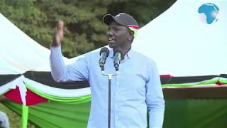DP Ruto says Kenya has no space for 'vitendawili' politics