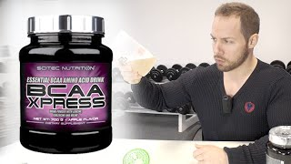Scitec Nutrition BCAA Xpress im Review