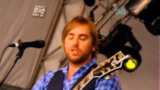 Josh Pyke - Middle Of The Hill (Big Day Out 2008)