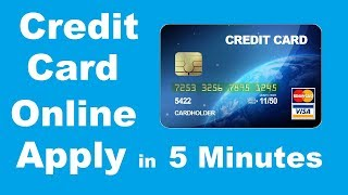 How To Apply Credit Card Online in 5 Minutes, Credit Card Online Apply | TNG