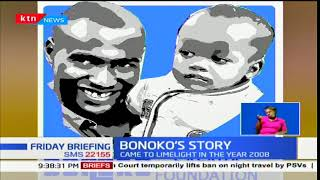 Meet Ghetto's finest James Kang'ethe aka Bonoko: Guest Anchor