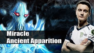 Dota 2 Stream: Liquid Miracle playing Ancient Apparition