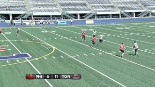 Rush vs Phoenix - Bell Local full game broadcast June 22, 2014