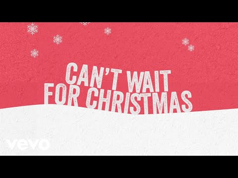 Can't Wait for Christmas Lyric Video [Feat. Relient K]