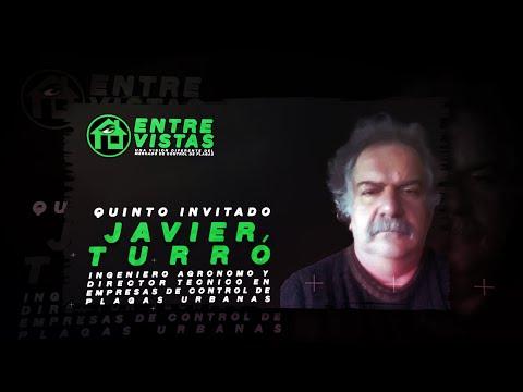 Entre Vistas Capítulo 5. Javier Turró.