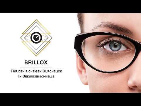 Brillenreiniger von BRILLOX - Weltneuheit für Brillenträger!