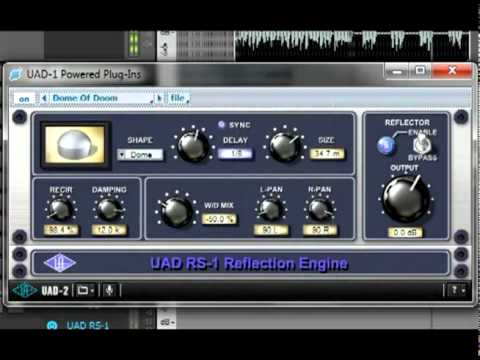 Uad Vocal Plugins