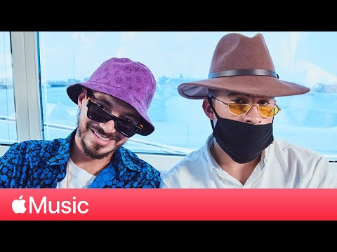 J Balvin And Bad Bunny: 'OASIS' Team Revelation | Apple Music - Beats 1