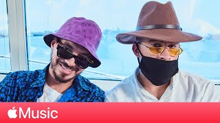 J Balvin and Bad Bunny: 'OASIS' Team Revelation | Apple Music