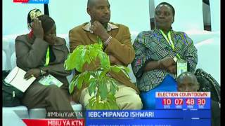 IEBC yakamilisha mipango ya uchaguzi