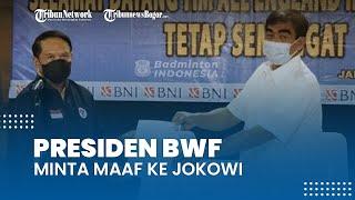 Buntut Tim Indonesia Dipaksa Mundur dari All England, BWF Minta Maaf dan Dubes Inggris Beri Simpati