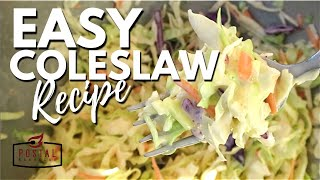 Coleslaw Dressing Recipe - Quick and Easy Coleslaw recipe