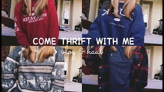 COME THRIFT WITH ME + TRY ON HAUL | Alyssa Michelle - Video Youtube