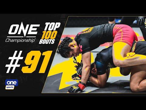 [Sport5]  One Championship Top 100 Fights: Radzuan vs Gaol