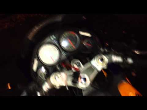 Honda cbr 125 led indicator trouble
