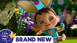 Going on an Egg Hunt - Easter Egg Hunt for Kids | BRAND NEW! | Nursery Rhymes | Little Baby Bum