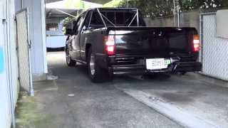 preview picture of video 'ProStreet  440 ci Dodge P/U Start Up  Kaneohe'