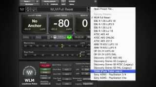 Waves Loudness Meter - Quick Start Guide