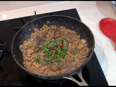 """"""" QEEMA FRY """" Bajias Cooking"""