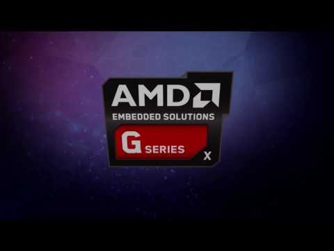 3rd Generation of AMD Embedded G-Series SoC