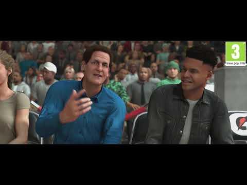 NBA 2K20 : Sous le feu des projecteurs