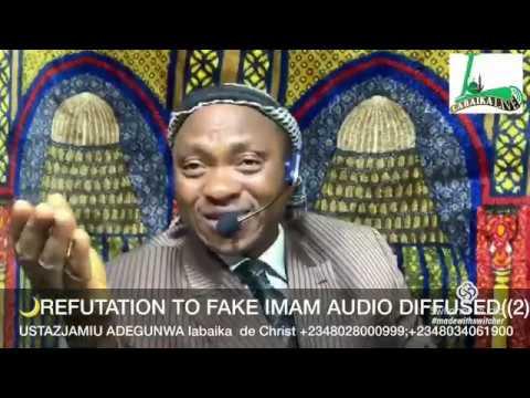 USTAZJAMIU/REFUTATION TO FAKE IMAM AT OSHODI ((2))(JIMOH AUDU BELLO)