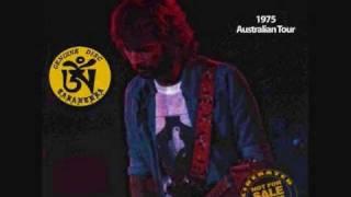 ERIC CLAPTON : BRISBANE 1975 : STEADY ROLLIN' MAN .