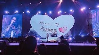PAPER HEART by The Vamps live in the O2 London