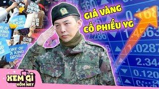 """Sự Trở Lại Của """"Ông Hoàng Kpop"""" G-Dragon - LÁ BÙA HỘ MỆNH Của Ngành Giải Trí Hàn Quốc? Showbiz HN #5"""