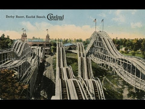 Euclid Beach: Gone Too Soon II (1993) - An historic look at Cleveland, Ohio's popular lakeside amusement park. [1:04:16]