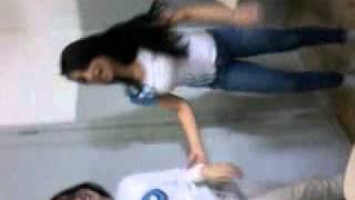 Lays e Milena forrozinho