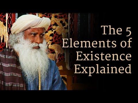 The 5 Elements of Existence Explained | Sadhguru
