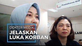 Dokter Jelaskan Luka Dua Korban Ruko Ambruk di Jakarta Barat
