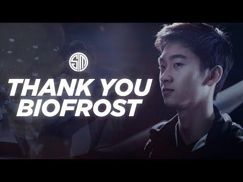 Thank You Biofrost