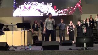 HIGHEST PRAISE - Alva Copeland Leading