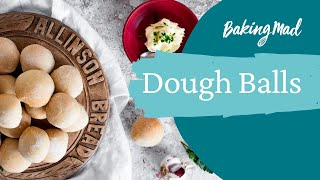 How to make dough balls