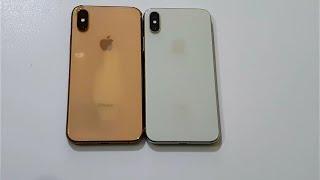 IPhone Xs(12.3.1) VS IPhone X(12.3.1)- Speed Test!!