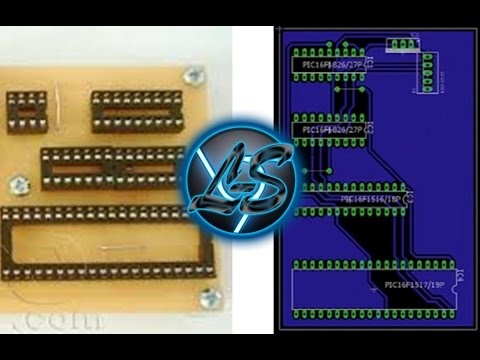 Microcontroller Programmer  ( All in one )