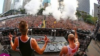 Showtek - Live @ Ultra Music Festival Miami 2014