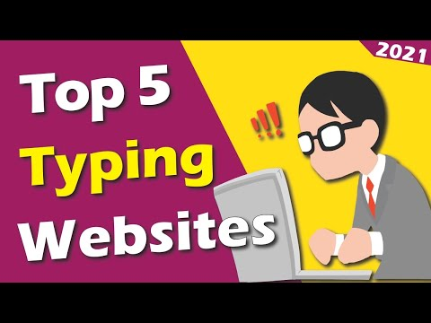 Top 5 Best Typing Websites 2021   Learn Typing Quick and Easy
